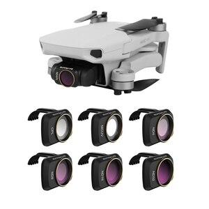 Image 1 - Pour DJI Mavic Mini 2 filtres MCUV CPL ND4 8 16 32 ND PL filtre dobjectif de caméra avec filtre polarisant pour accessoires DJI Mavic Mini
