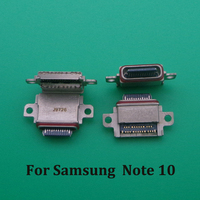 Cargador USB para Samsung Galaxy S10, S20, Note 10 Plus, S10e, 20 unids/lote