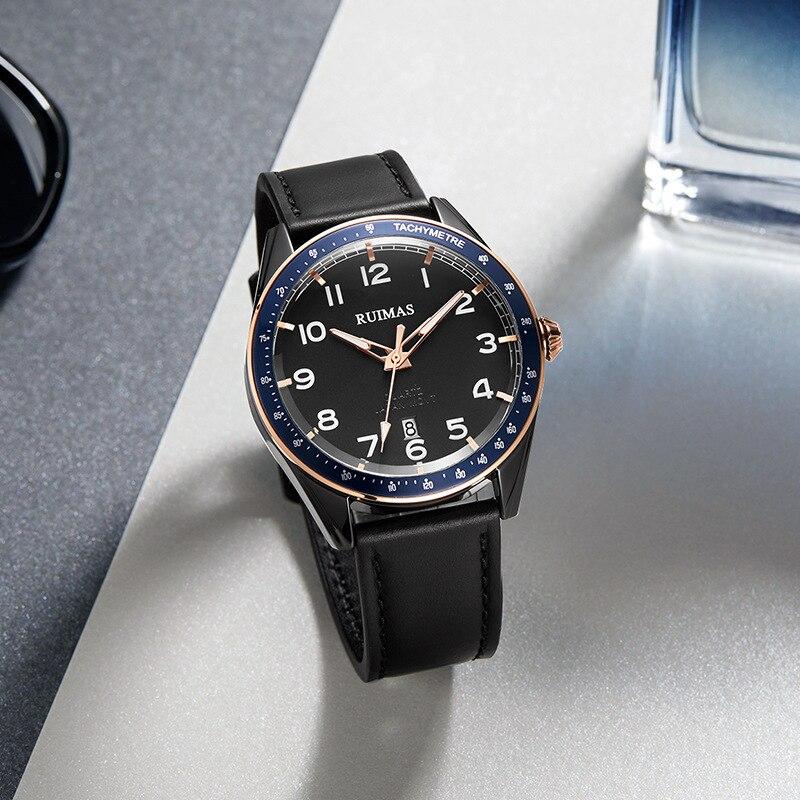 Nouvelle montre pour hommes transfrontalière mode tendance Quartz lumineux montres imperméables