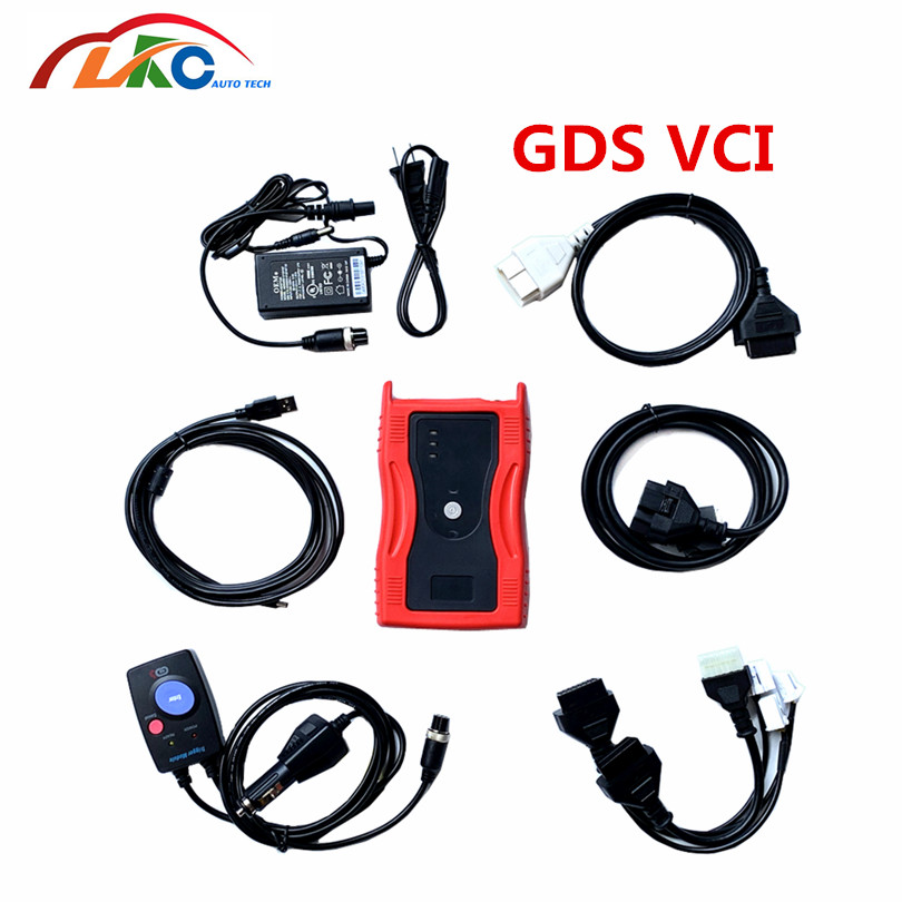 European Version! GDS VCI Diagnostic OBD2 Interface Scan Tool For Hyu--ndaI K--ia ( Trigger Module Flight Record Function)