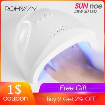 LED UV Lamp Nail Dryer
