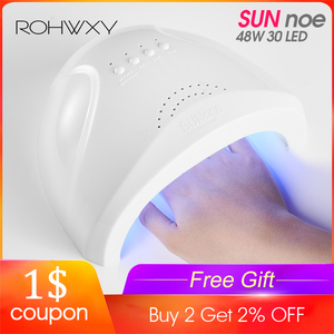 ROHWXY Nail Dryer For Nail LED