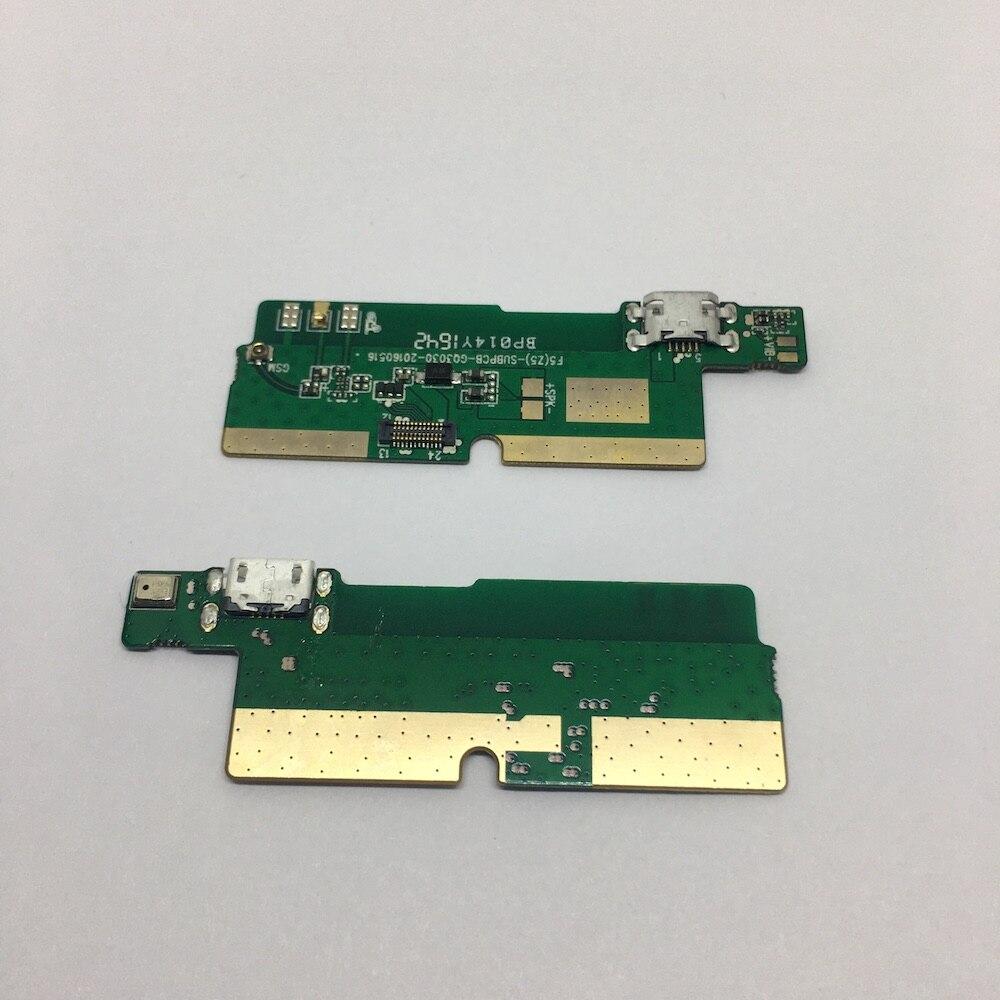 Original For Ulefone Metal Usb Plug Charge Board Flex Cables Charging Module Cell Phone Mini USB Port