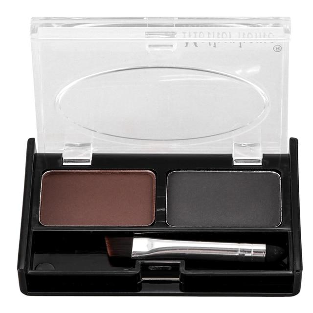Eyebrow Stencils & Multi Color For Waterproof Eyebrow Shaping Powder Eyeshadow 2