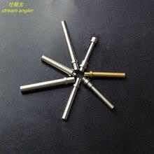 Ручка вала штифт комплект для ручек рыболовного колеса оси рыболовные аксессуары ось штифт 2 шт./лот
