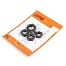 Artudatech Complete Engine Oil Seal Crankcase Kit for Honda 100cc 125cc CB CL SL XL TL125 91201 030 033 Motorcycle Accessories