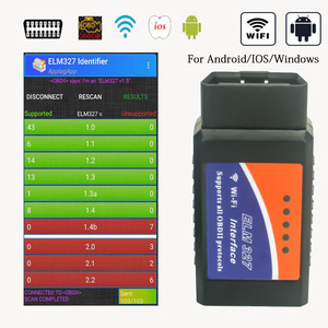 ELM327 V1.5 OBDII Bluetooth/WI