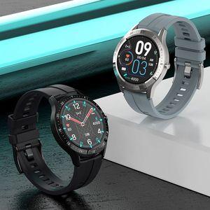 Image 5 - SENBONONew ساعة ذكية تعمل باللمس للرجال ، ساعة ذكية رياضية S21 مع التحكم في الصور ، معلومات الطقس لنظامي Android