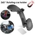 Магнитный автомобильный держатель для телефона, подставка с креплением на вентиляционное отверстие для iPhone 11, XS Max, Samsung, Xiaomi, магнитное креп...