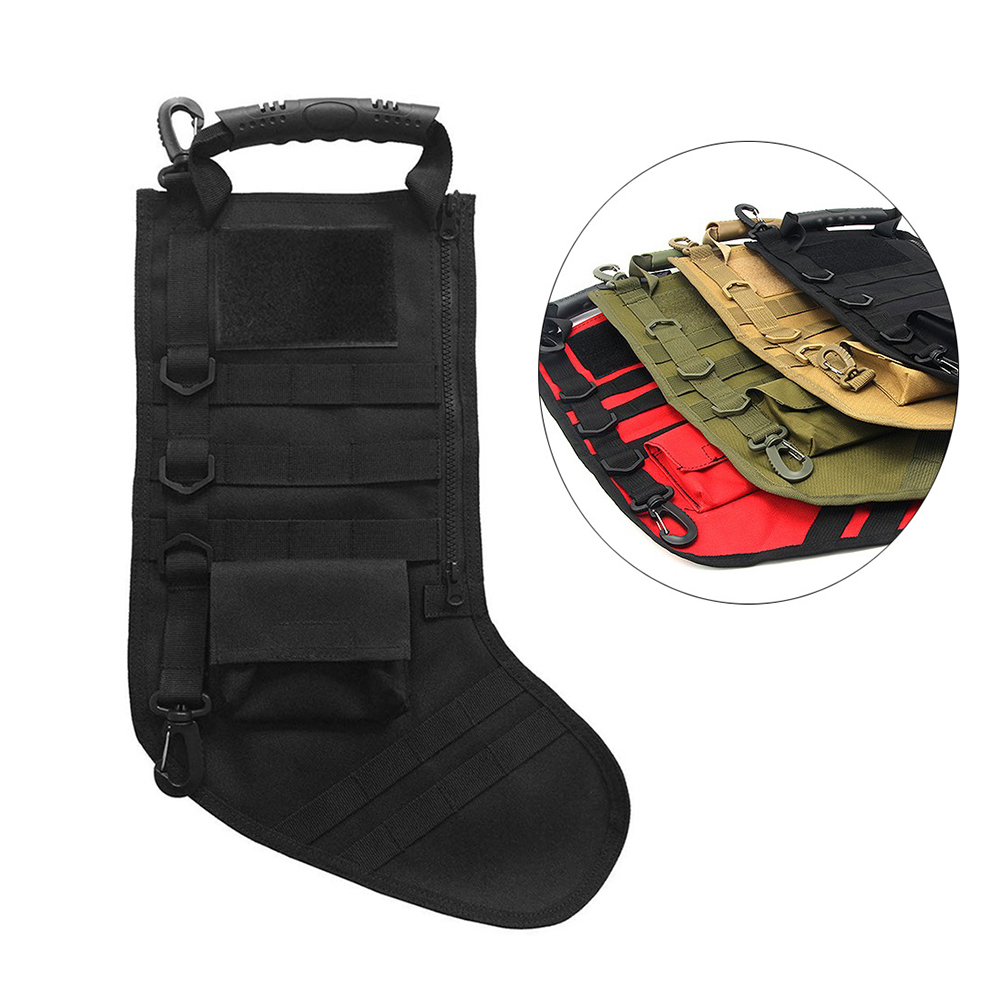 Christmas Tactical Stocking