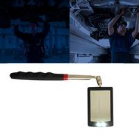 Car Repair Tools Automotive Telescopic Detection Lens Inspection Repair Telescopic Inspection Mirror Adjustable With Led Light|Endoscope & Flaw Detection Tool|   -