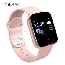 New Fashion Digital Watch Women Sport Men Watches Electronic LED Male Ladies Wrist Watch For Women Men Clock Female Wristwatch цена и фото