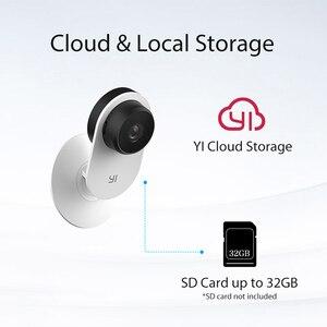 Wi-Fi Камера YI Home 3   Разрешение 1080P Full HD   Онлайн доступ 24/7   Детектор аномального звука   Обнаружение человека   Таймер Питания вкл/выкл   ИК ночное видение   Двусторонняя аудиосвязь   Облачное хранилище