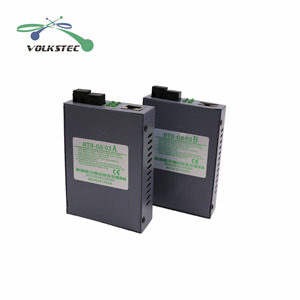 Image 4 - 1 Pair HTB GS 03 A/B Single Mode Gigabit Fiber Optical Media Converter 1000Mbps SC Port 20KM External Power Supply