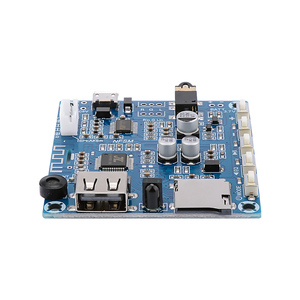 Image 5 - AIYIMA Bluetooth 5.0 Power Amplifier Board 2x3W Stereo Bluetooth Audio Receiver MP3 Decoder Support U Disk TF Card FM Radio