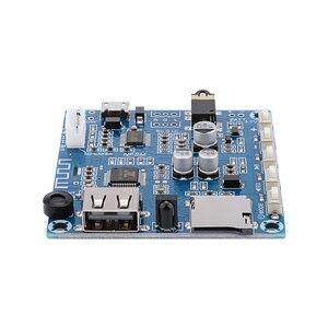 Image 5 - AIYIMA Bluetooth 5,0 Power Verstärker Bord 2x3W Stereo Bluetooth Audio Empfänger MP3 Decoder Unterstützung U Disk TF karte FM Radio