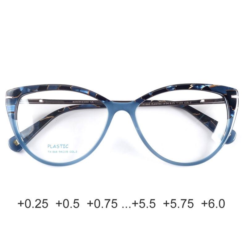 Reading-Glasses Women 4-4.25 5-5.25 1-1.25 Italian Acetate For 2-2.25 3