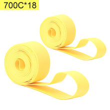 2pcs Bike Tire Liner Puncture Proof Belt Replacement Wheel Protection Outdoor Cycling Rim Tape Mountain Bicycle Anti Explosion(China)