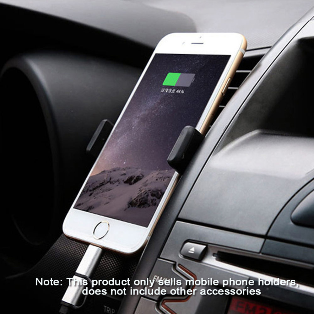 Universal Mobile Phone 360 Rotating In Car Air Vent Mount Holder Cradle Stand Support For iPhone Huawei Smart Phone