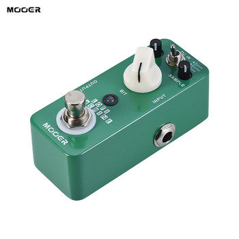 MOOER LOFI MACHINE Sample Reducing Guitar Effect Pedal 3 Modes True Bypass Full Metal Shell