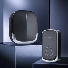 Door Bell Camera Call-Intercom Home-Security Wireless Wifi Intelligent Alarm