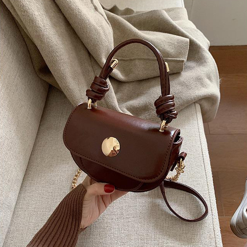 Mowah Vintage Small Women Bags Korean Style Ladies Handbag Fashion Chain Shoulder Messenger Bag Bolsa Feminina BIZ024 PM49