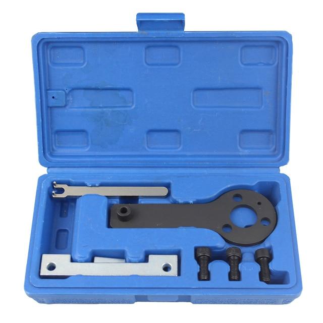 Auto Petrol Engine Camshaft Locking Camshaft Timing Tool Kit for Chrysler Fiat 500  Punto Evo Panda  1.1 1.2 1.4 Liter 8v Engine 5