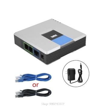 1 zestaw bramka VOIP 2 porty protokół SIP V2 telefon internetowy Adapter głosu z kablem sieciowym do Linksys PAP2T S10 20 Dropship tanie i dobre opinie NoEnName_Null CN (pochodzenie) 108 mbps 900243172 PAP2T Main Machine AU Plug EU Plug US Plug UK Plug IEEE 802 3 IEEE 802 3u