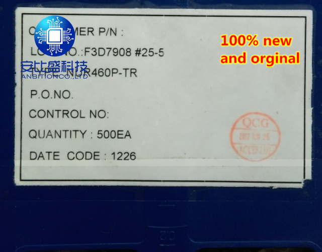 30pcs 100% New And Orginal NUR460P 4A600V DO214AA Silk-screen SMB-5C  In Stock
