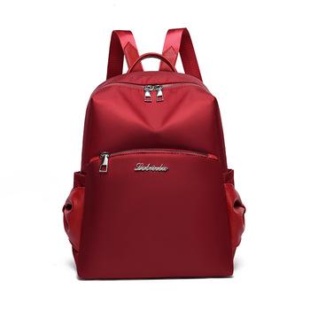 Nowa damska torba moda trend plecak moda torba podróżna tanie i dobre opinie ROPULMAN Oxford CN (pochodzenie) WOMEN Miękka Wnętrze slot kieszeń Kieszeń na telefon komórkowy Wewnętrzna kieszeń
