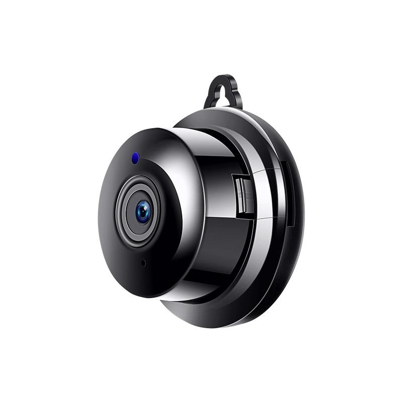 HONTUSEC Home Security MINI WIFI 1080P IP Camera Wireless Small CCTV Surveillance Camera IR Night Vision Motion Detection V380