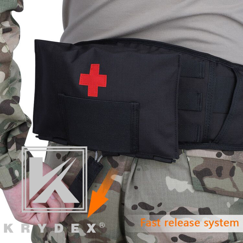 KRYDEX Tactical LBT9022 Seal First Aid Kit Pouch 5.5