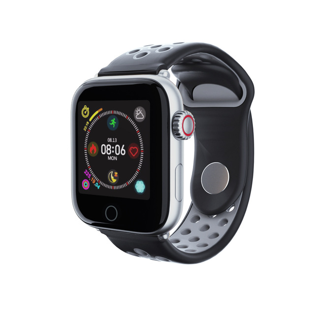 Z7 New style color screen smart wristband heart rate and blood pressure health monitoring water-resistant sports information sma