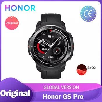 Смарт-часы Honor Watch GS Pro глобальная версия с экраном 1,39 дюйма и Пульсометром