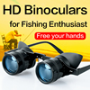 Fishing Binoculars Portable Fishing Telescope Zoom Magnifier Telescope Night Vision Binocular for Fishing Hunting Outdoor review