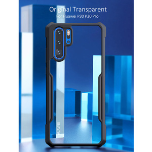 Image 3 - For Huawei P30 P30 Pro Case XUNDD Silicon Airbags Shockproof Phone Cover funda for Huawei P40 Pro Case Business Cover чехол