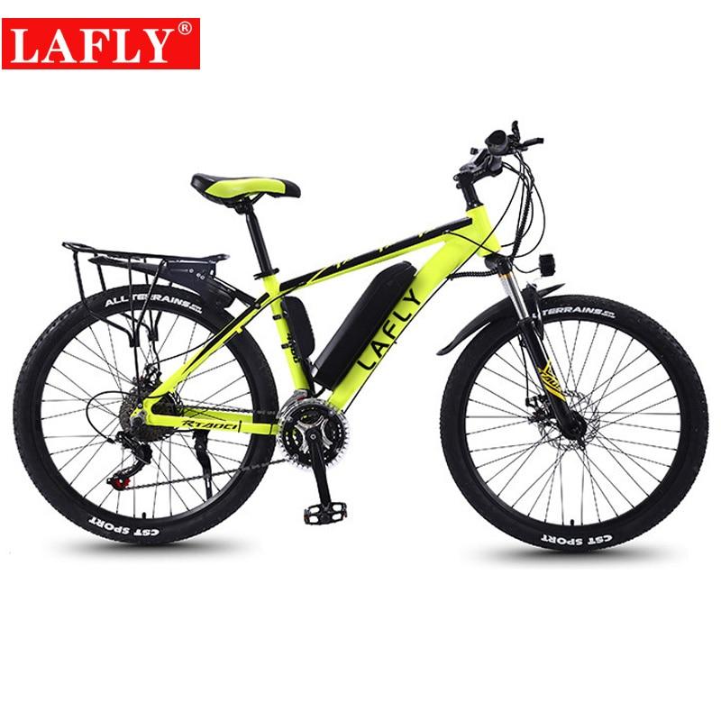 21 скорость Электрические Мотоциклы велосипед/электрический велосипед 500 Вт Мотор 36В 15AH, фара для электровелосипеда в пер. испанский) Лонгбо...