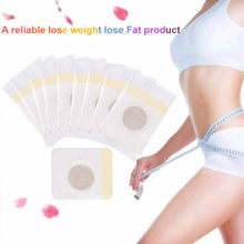 1 Pc Slimming Belly Button Patch Magnetic Lose Detox Promote Sleep Health Tool Kit Abdominal Slimming Patches Lose Weight To Fat(China)