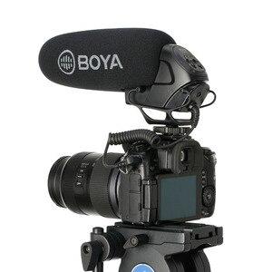 Image 5 - BOYA BY BM3031 micro supercardioïde condensateur entretien capacitif micro caméra vidéo micro pour Canon Nikon Sony DSLR caméscope