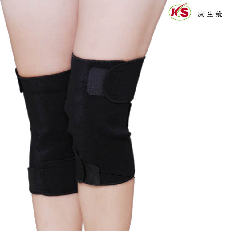 Hot Sales Supply Self Heating Kneecap Tourmaline Self Heating Kneecap Magnet Self Heating Sports Warm Kneecap