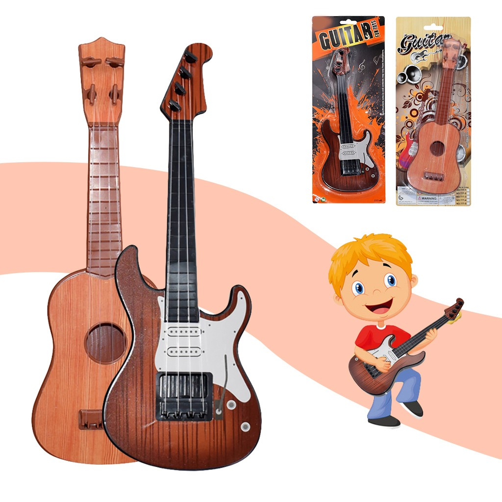 Cute Infant Baby Beginner Classical Ukulele Guitar Educational Musical Instrument Toy For Kids  Toys For Children Toy Musical