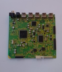 DTS-HD / Dolby HD / DSD 7.1 Decoding Board in 3D HDMI Sub Era, Supporting USB / IPhone
