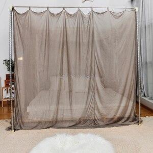 Image 5 - Familie Größe Anti strahlung EMF Abschirmung Moskito Net Mit Silber Faser Mesh Material