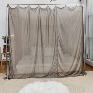 Image 5 - 家族サイズ抗放射線emfシールド蚊帳銀繊維メッシュ素材