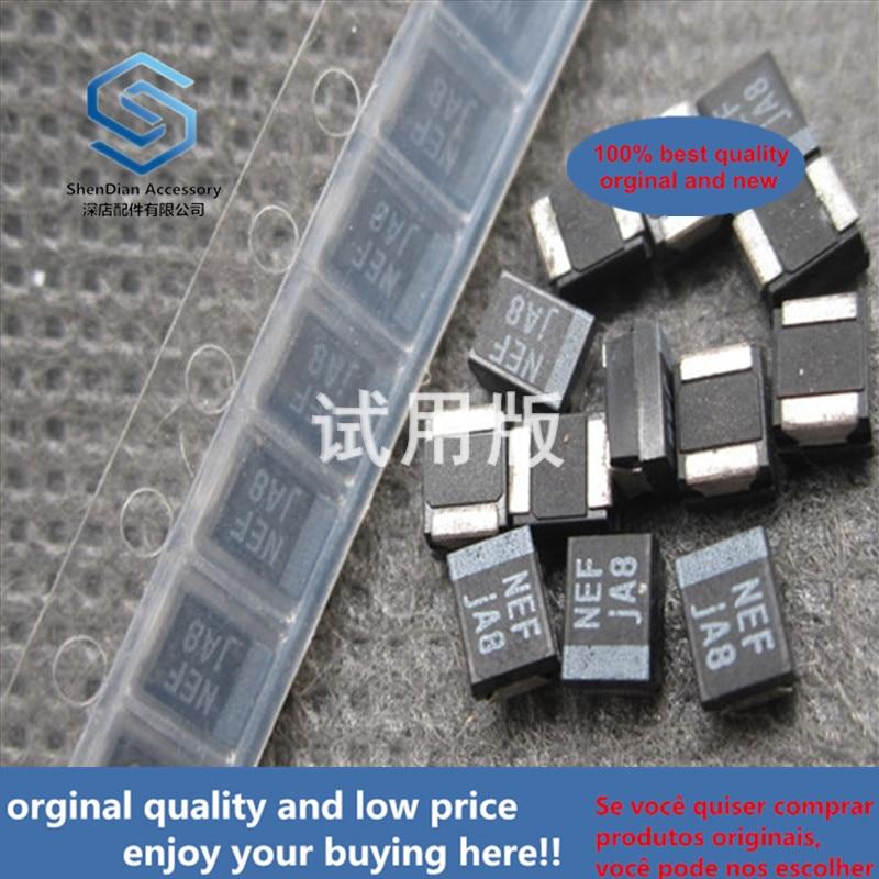 20ppcs 100% Orginal New 3528 Chip Tantalum Capacitor 6.3V 100UF B Type B 107 TEPSLB20J107M8R