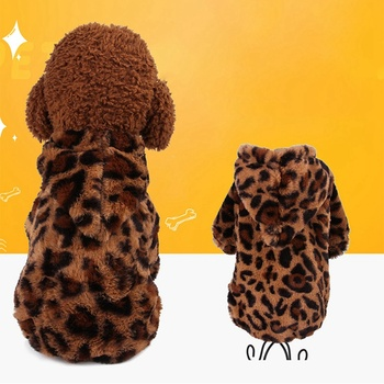 Pet Clothes Coat Jacket For Chihuahua Yorkie French Bulldog 1