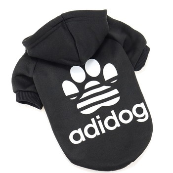 Brand New Dog Clothes Winter Warm Fashion Hoodie Pet Clothes Shirt For Small Medium Dogs  3