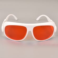 laser safety glasses 200-540nm O.D 4+ CE certified for 266nm, 445nm, 473nm, 532nm high power laser ghp green laser protection laser safety glasses laser protection goggles glasses available 266nm 355nm 515nm 532nm