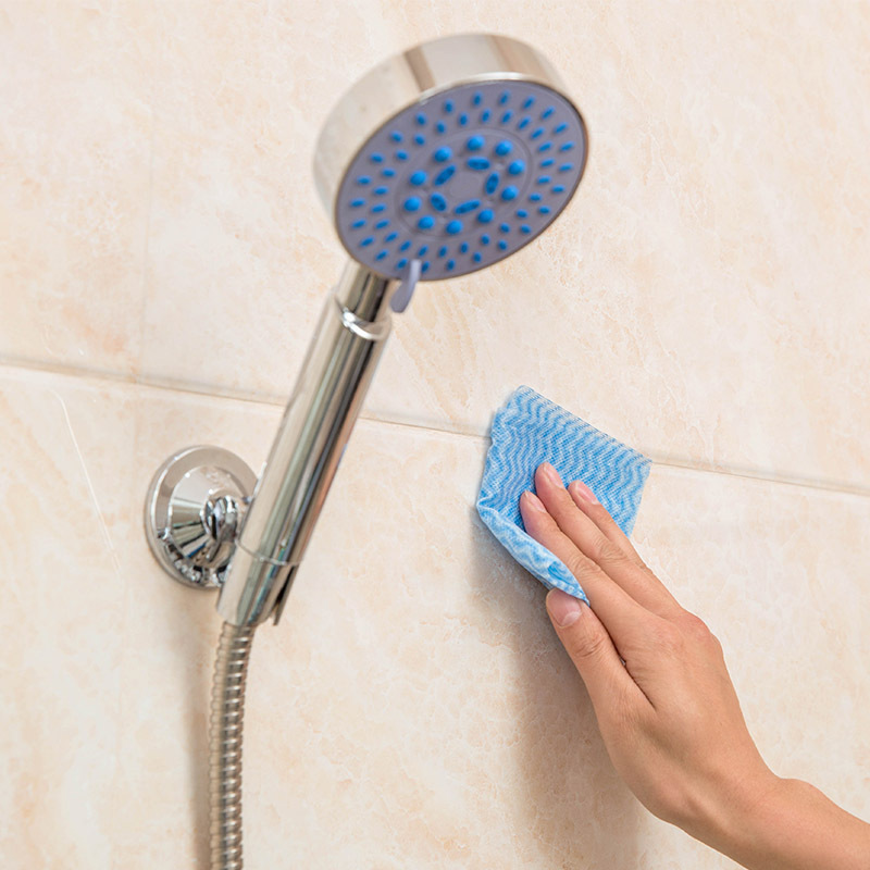 80PCS Cleaning Cloths Scouring Pad Non-Stick Oil Cleaning Rag Environmentally Friendly Disposable Non-Woven Multi-Purpose Rag