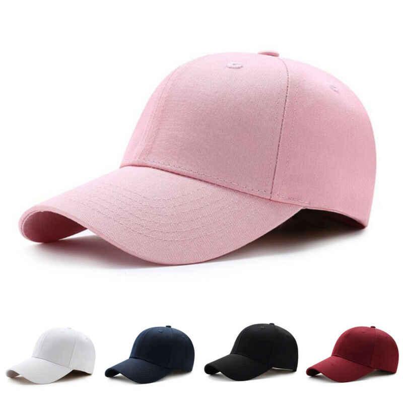 Hirigin mężczyźni kobiety Unisex regulowany zwykły czapka Trucker daszki Sport Outdoor Snapback Hip-hop wszystkie dopasowane kapelusz